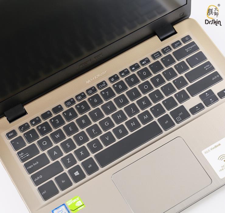14 inci Asus Ling Yao s4200u membran Keyboard 4200UQ8250 notebook layar komputer pelindung layar Anti Radiasi