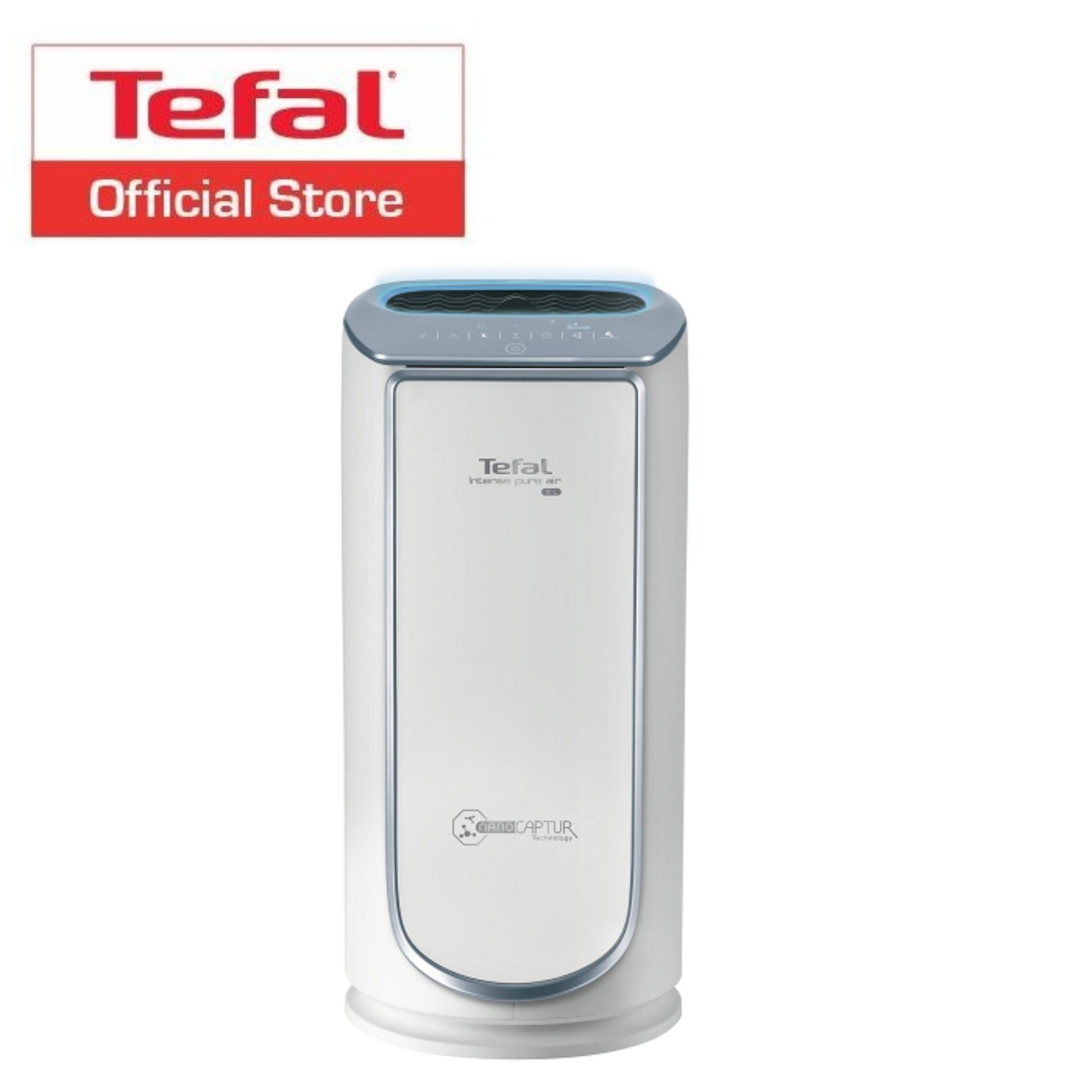 Price Tefal Air Purifier Intense Pure Air Xl Auto Pu6065 Tefal Singapore
