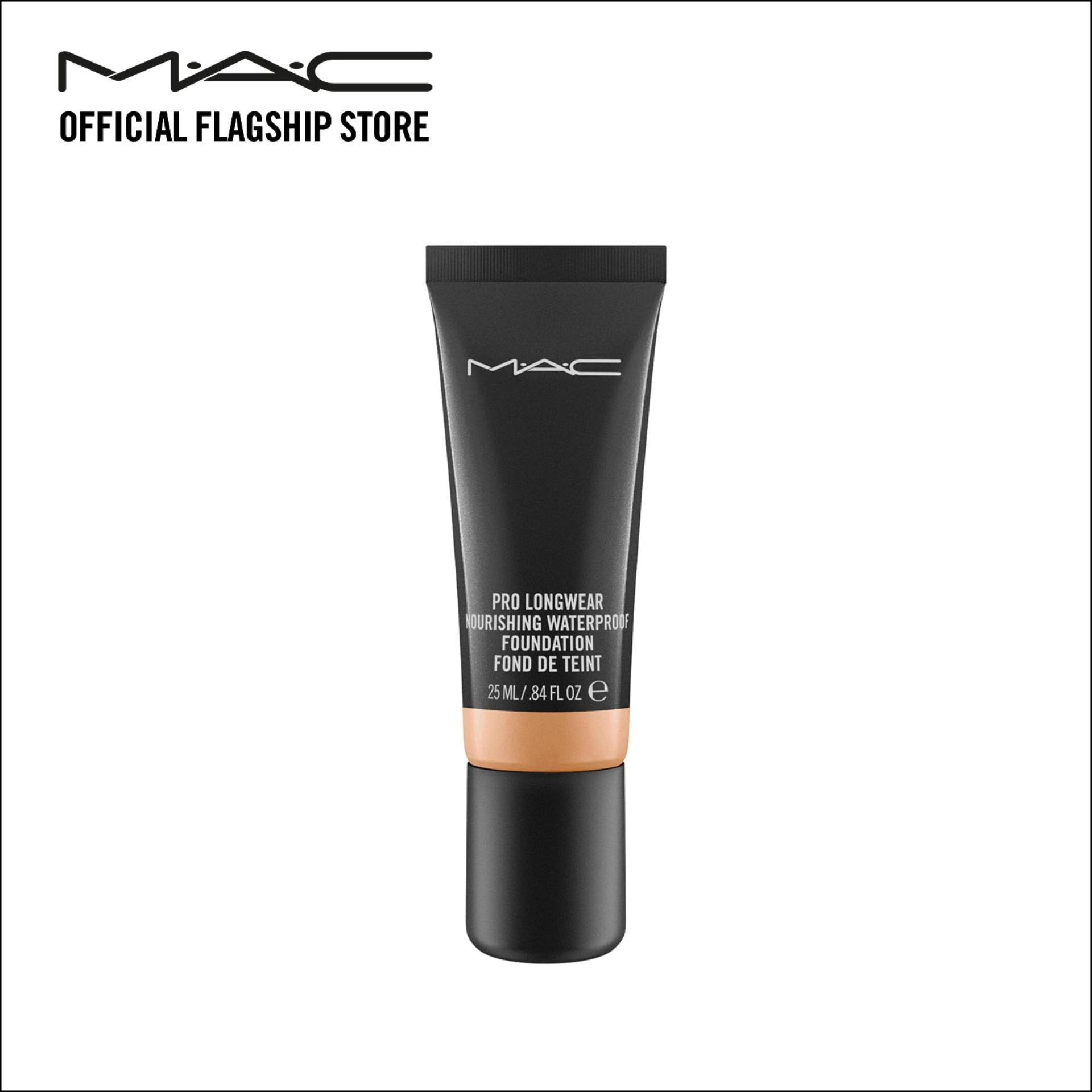 Mac Pro Longwear Nourishing Waterproof Foundation Nc35 Free Shipping