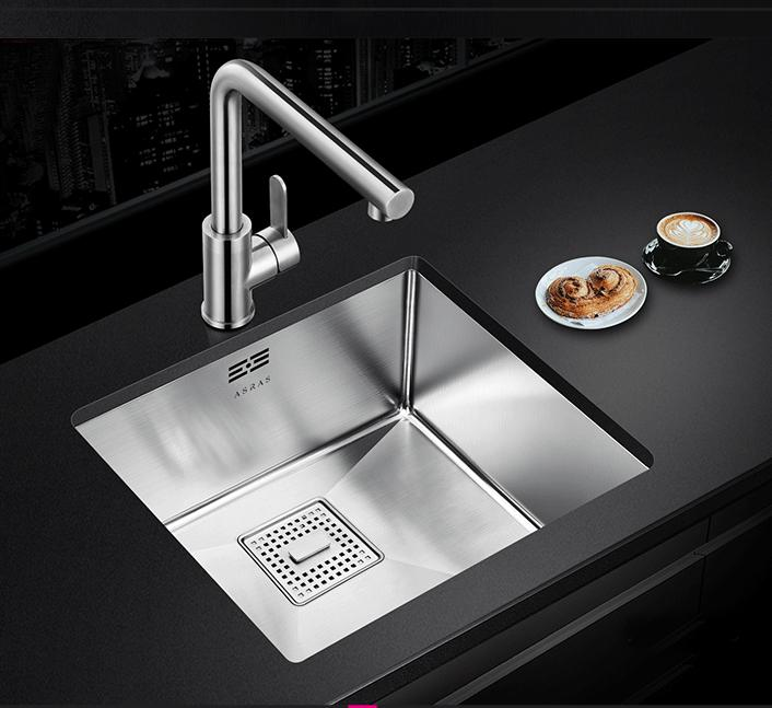Specifications of Mini Kitchen Sink AS-4643B & Mini Kitchen Sink AS-4643B: Buy sell online Kitchen Fittings with ...