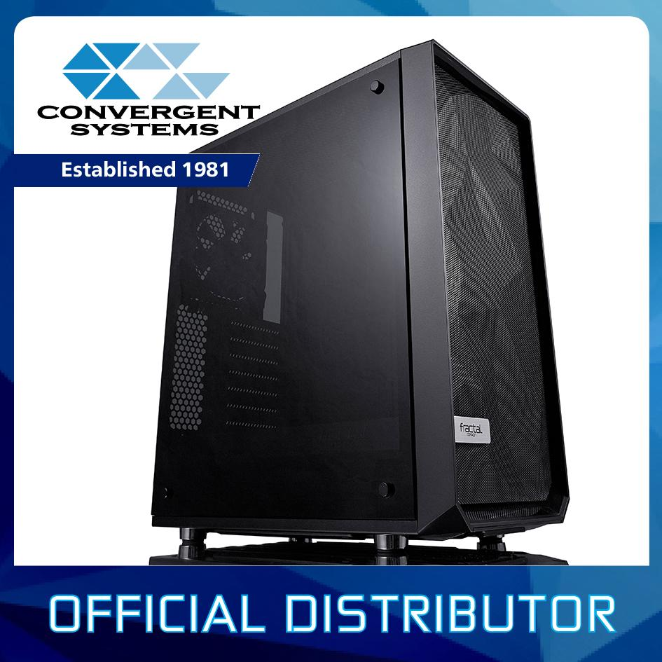 Deals For Fractal Design Meshify C Dark Tg Atx Casing