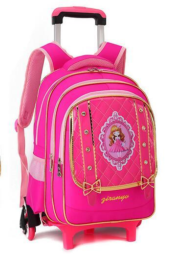 Kids Trolley Bags for sale - Rolling Backpack for Kids online brands ... 4565c5b5a6