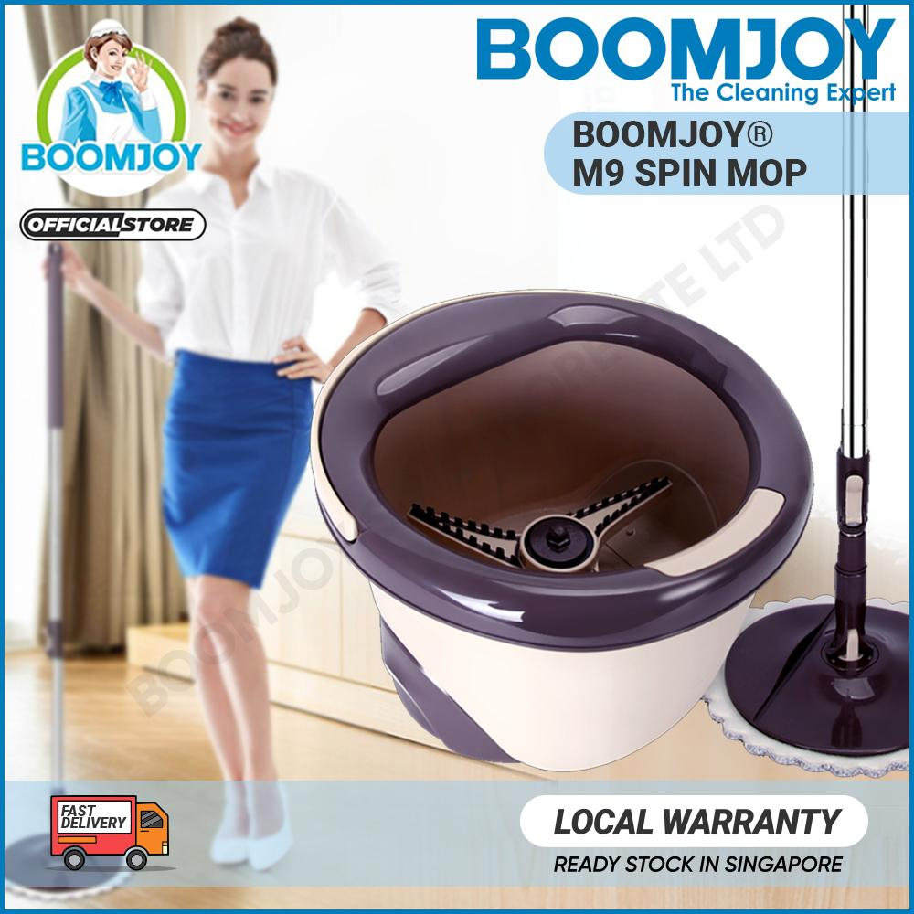 How Do I Get 【Boomjoy Official】Boomjoy® M9 Spin Dry Mop
