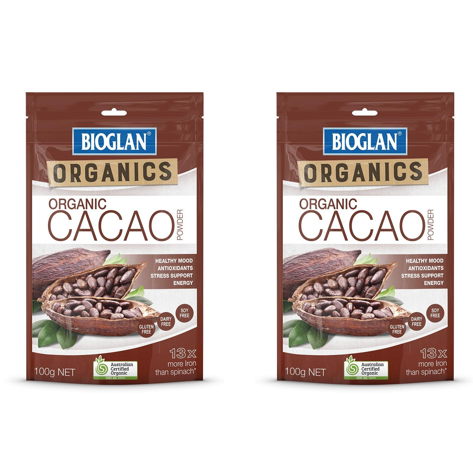 Nature's Way Odourless Fish Oil 1000mg 200 Capsules. Source · Bioglan Organic Cacao Powder 100g