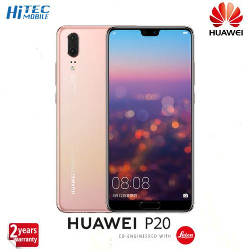 Compare Huawei P20 4Gb 128Gb Telco Set 2 Years Huawei Sg Warranty Prices