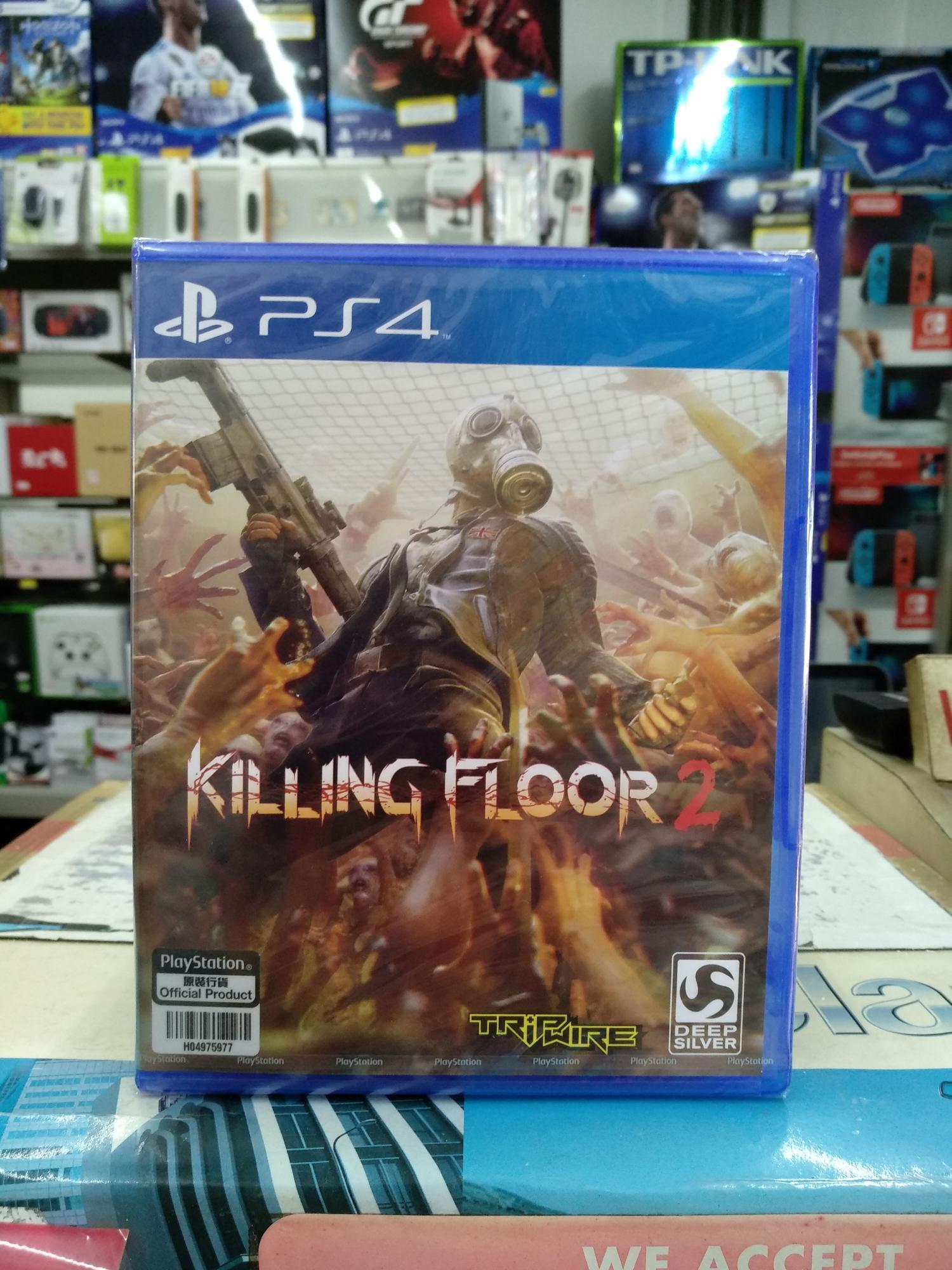 Sale Ps4 Killing Floor 2 R3 Online Singapore