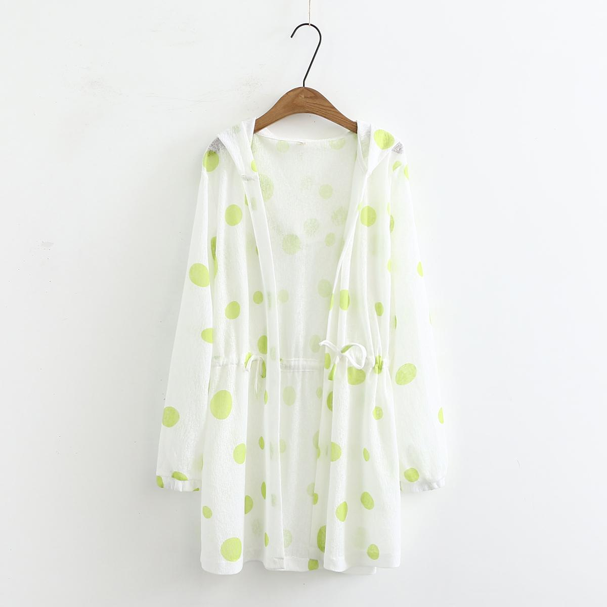 For Sale Mm Korean Style Plus Sized Loose Mid Length Cardigan