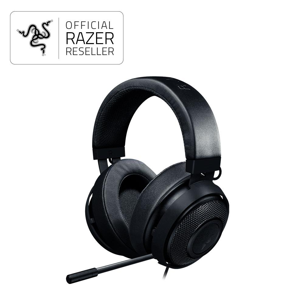 Razer Kraken 7.1 V2 - Digital Gaming Headset - Oval Ear Cushions