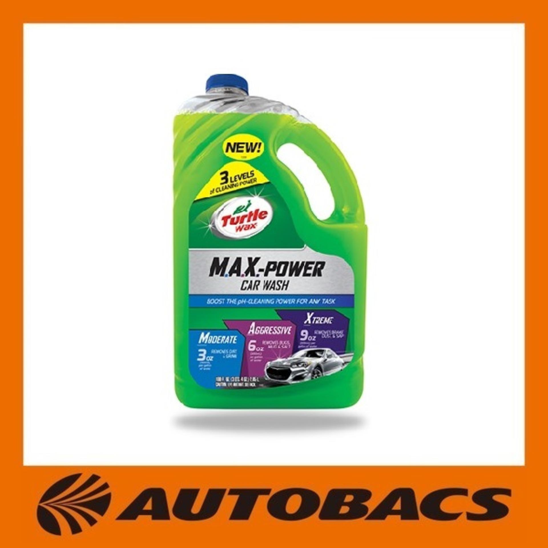 Buy Turtle Wax Max Power Car Wash