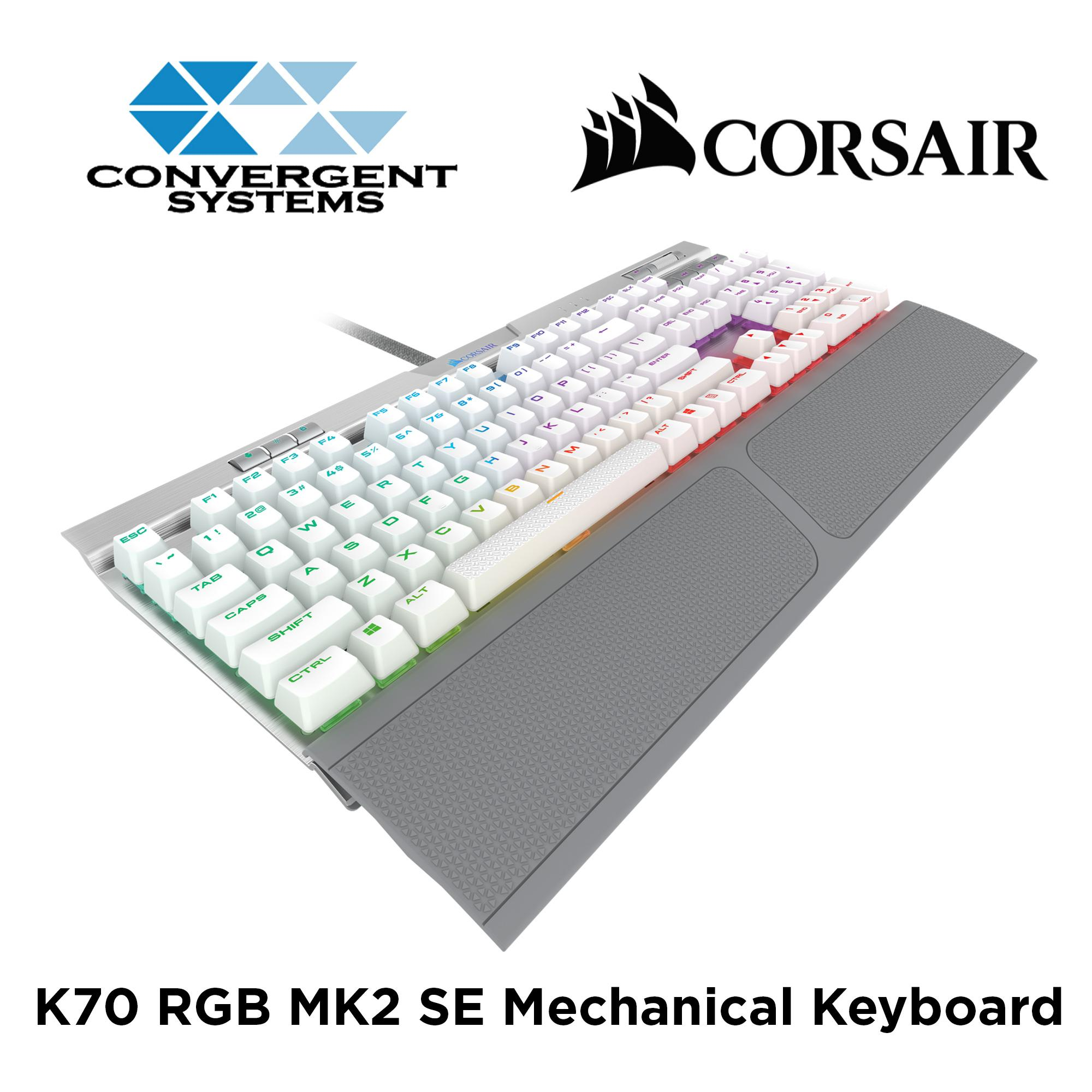Corsair K95 Rgb Platinum Mechanical Gaming Keyboard Cherry Mx Speed K70 Mk2 Se Rapidfire
