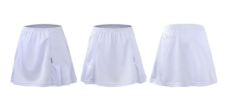 64c12591ec Product details of 2018 Women Girls Tennis Skirt all-match Sport Badminton  Skirt Pleated Skirts Black White Tennis Skort Girl Skorts School Uniform  Skirts ...