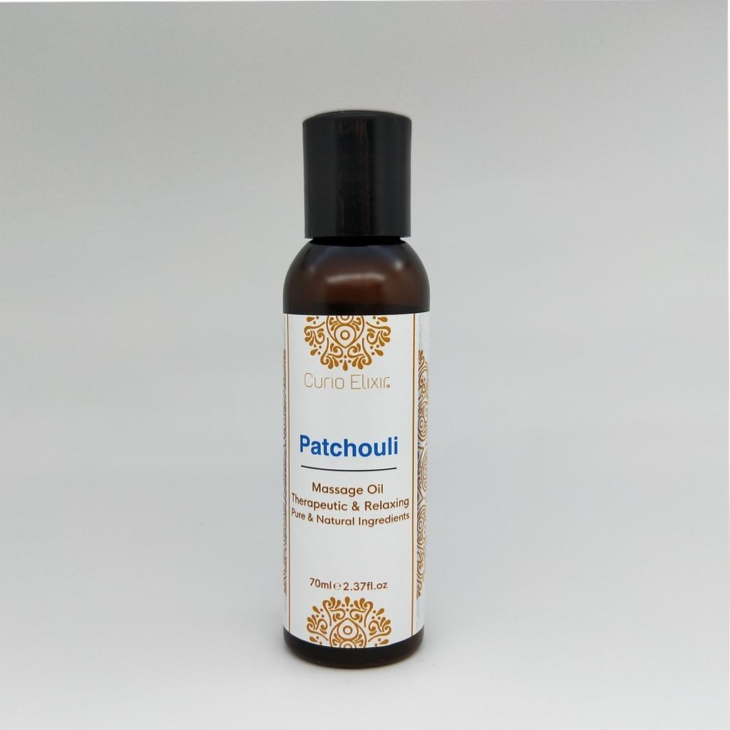 Price Curio Elixir Patchouli Aromatherapy Massage Oil Blend 70Ml Travel Size Curio Elixir