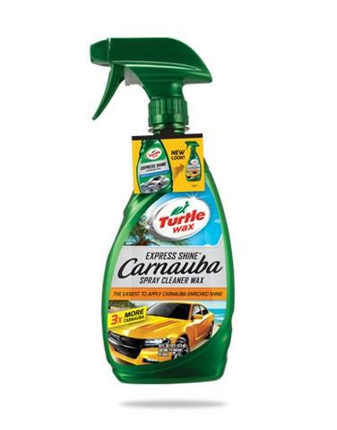 Discounted Turtle Wax T 136R Express Shine Spray Car Wax 16 Oz