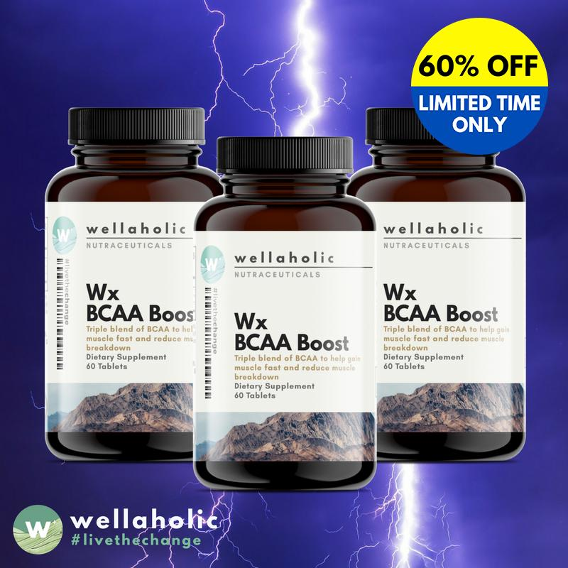 Wx Bcaa Boost Bestseller Value Pack Of 3 Shop
