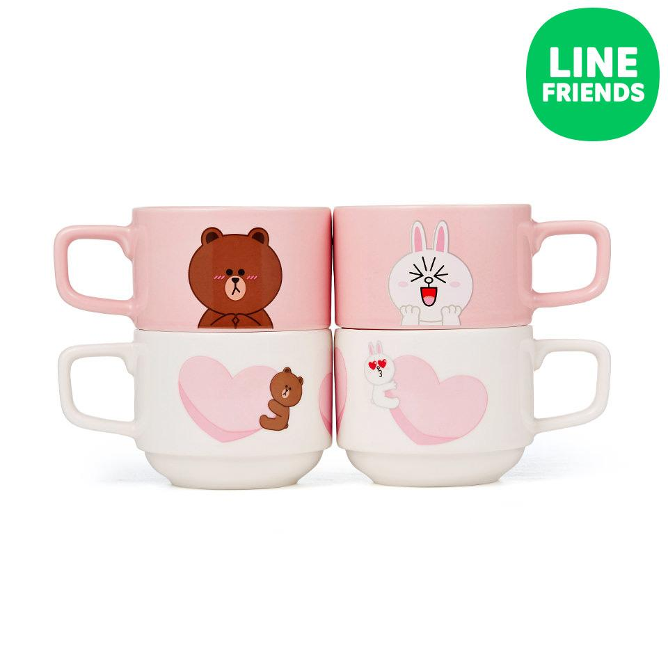 Best Mug Set 250Ml 4P