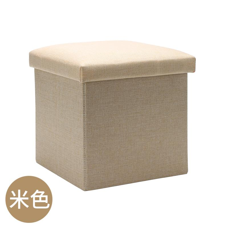 Storage stool adult box chair stool