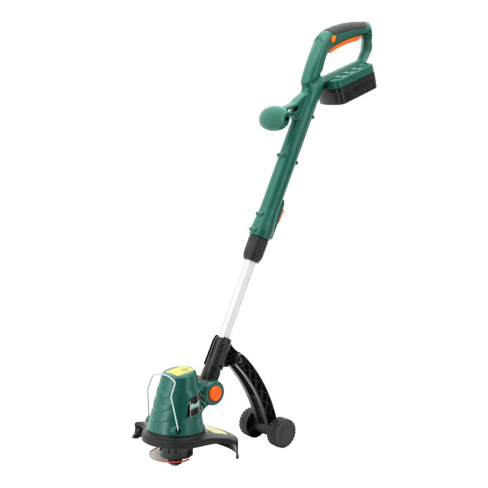 The Cheapest East Power Tools Et1409 Green 18V Grass Trimmer Intl Online