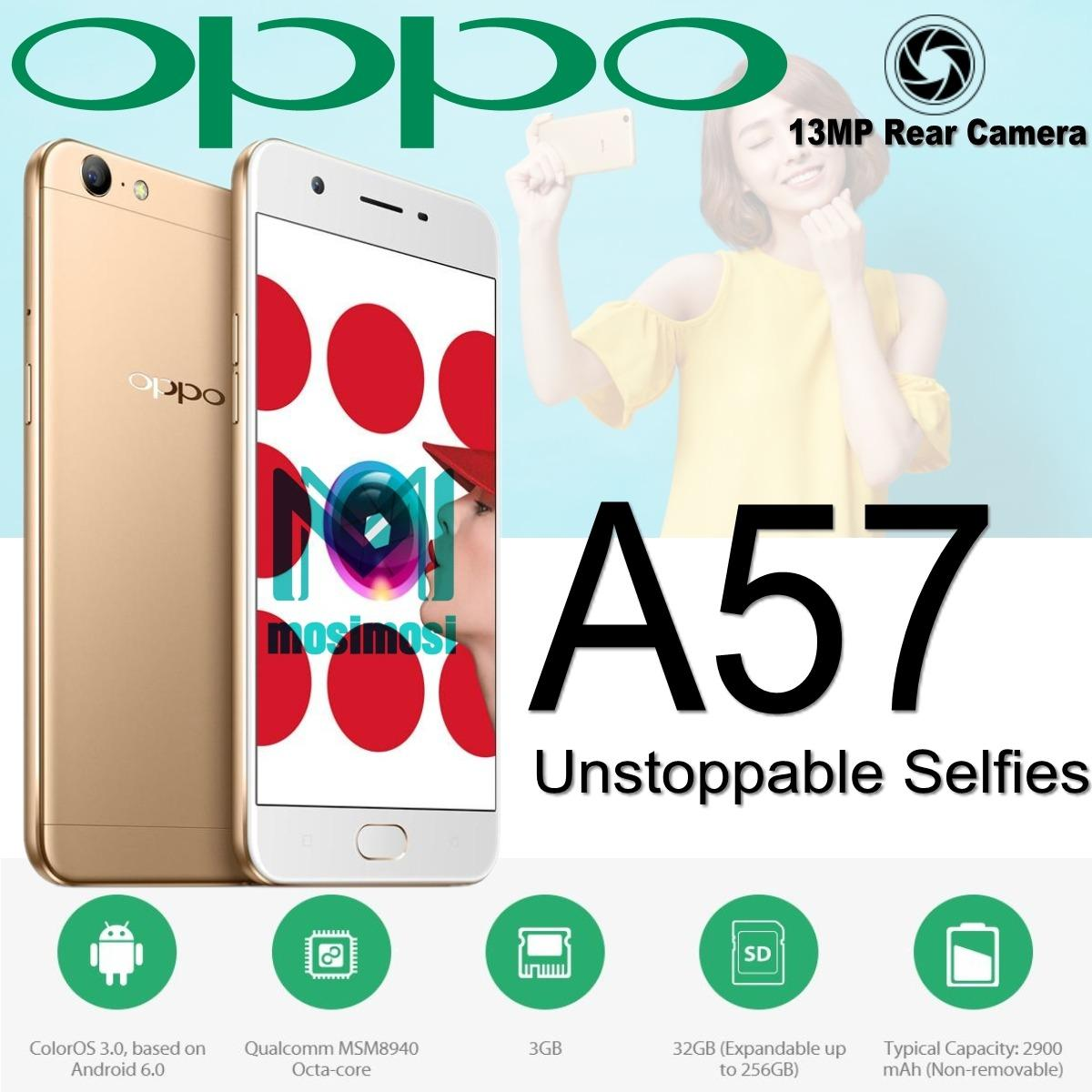 Buy Oppo A57 32Gb Rom 3Gb Ram Export Set Oppo Online