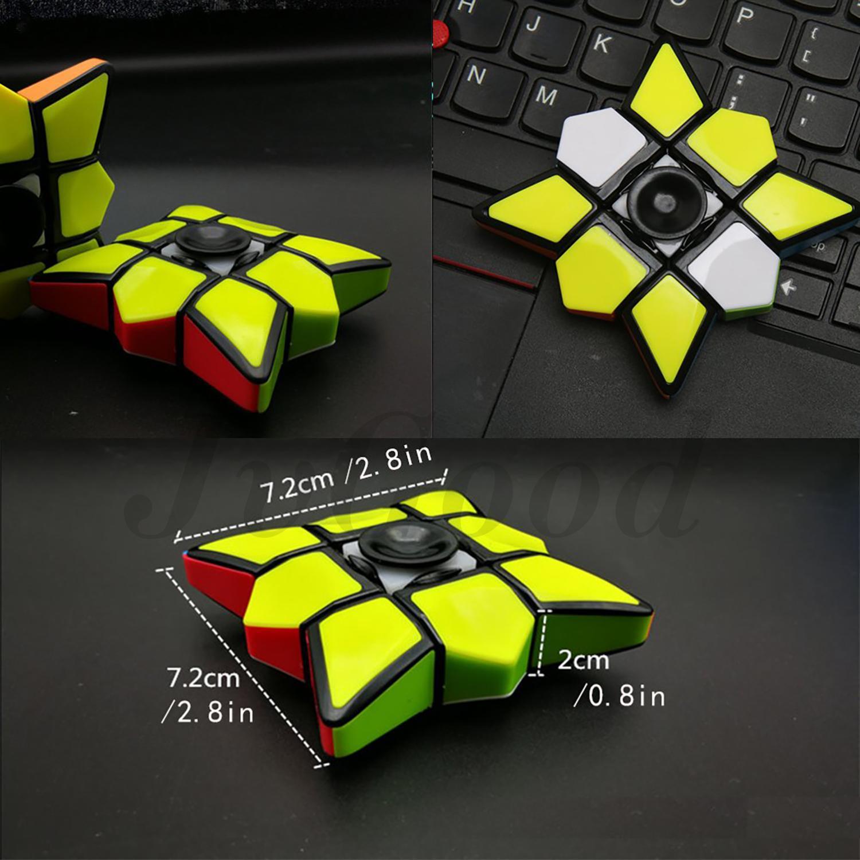 ... JvGood Spinner Hand Toys Focus Games Magic Cube Puzzle Fidget Spinners Fidget Toy Spinner Cube Brain ...