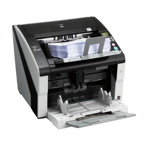Fujitsu fi-6400 - 100ppm/200ipm Duplex