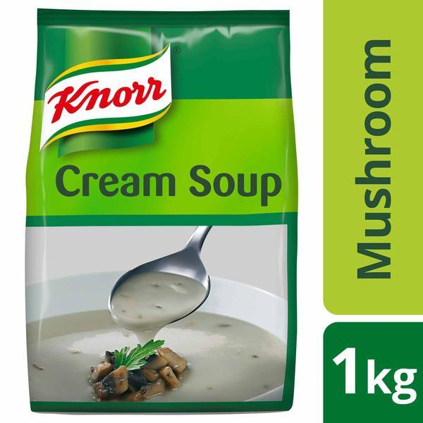 Shop For Cream Of Mushroom Soup Mix Knorr 1Kg