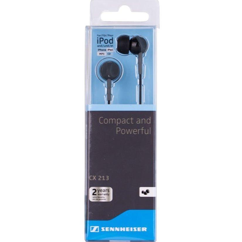 Price Comparisons Of Sennheiser Cx 213 In Ear Stereo Earphones Black