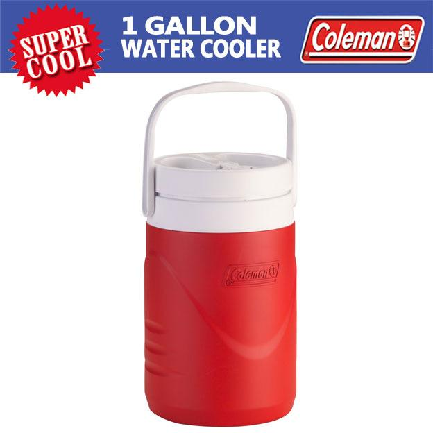 Coleman 1 Gallon Water Beverage Cooler Made In U S A Review