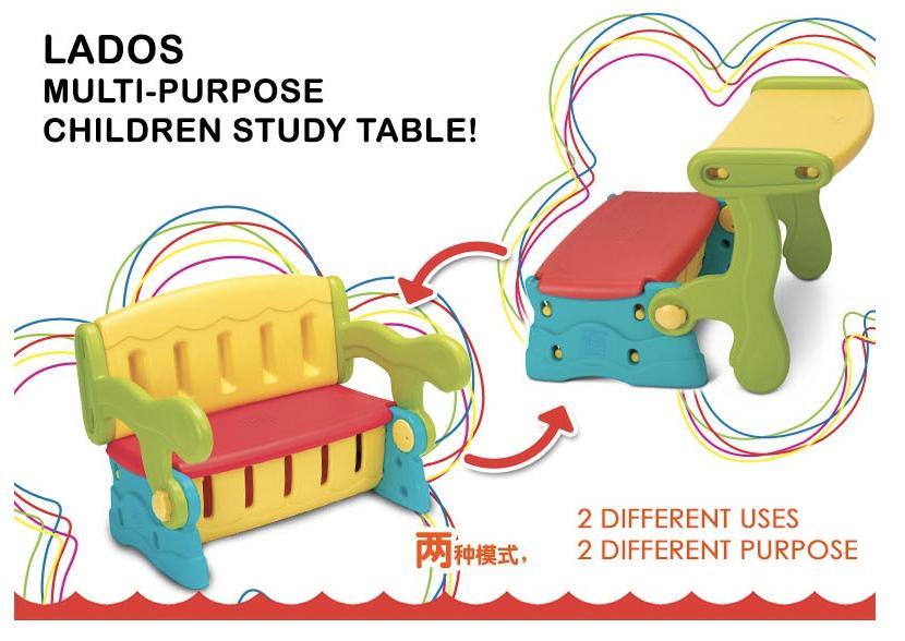 Lados Multi-Purpose Children Study Table