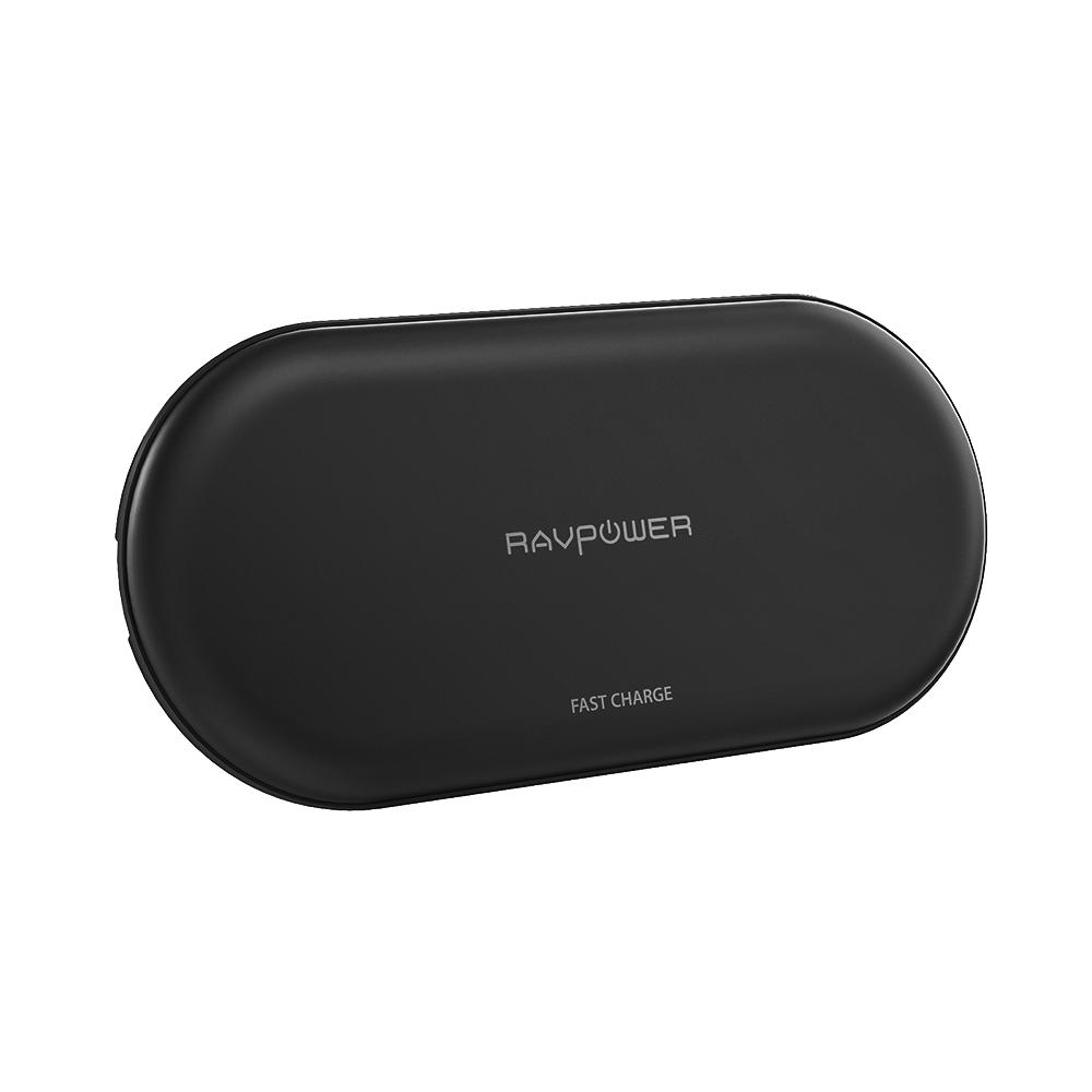 Discount Ravpower 10W Qi 4 Coils Fast Wireless Charging Pad Rp Pc067 Ravpower Singapore