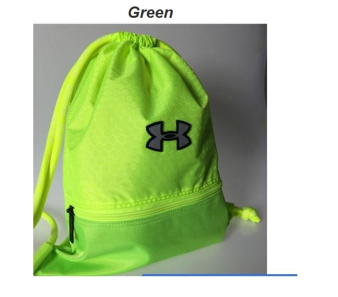 Buy Under Armourbuy1 Get 1Gift Under Armour Waterproof Drawstring Bag Sports Bag Backpack Pouch Shoulder Shoes Bag Under Amour