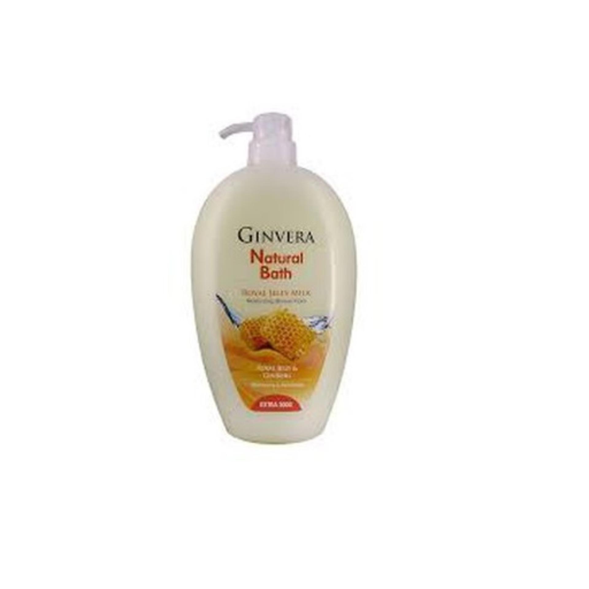 Ginvera Natural Bath Shower Gel 1000G Royal Jelly