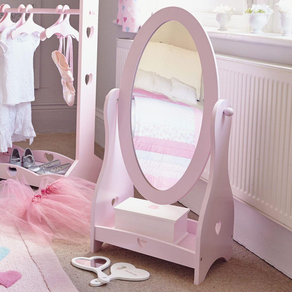 Sweetheart Mirror(Pink)