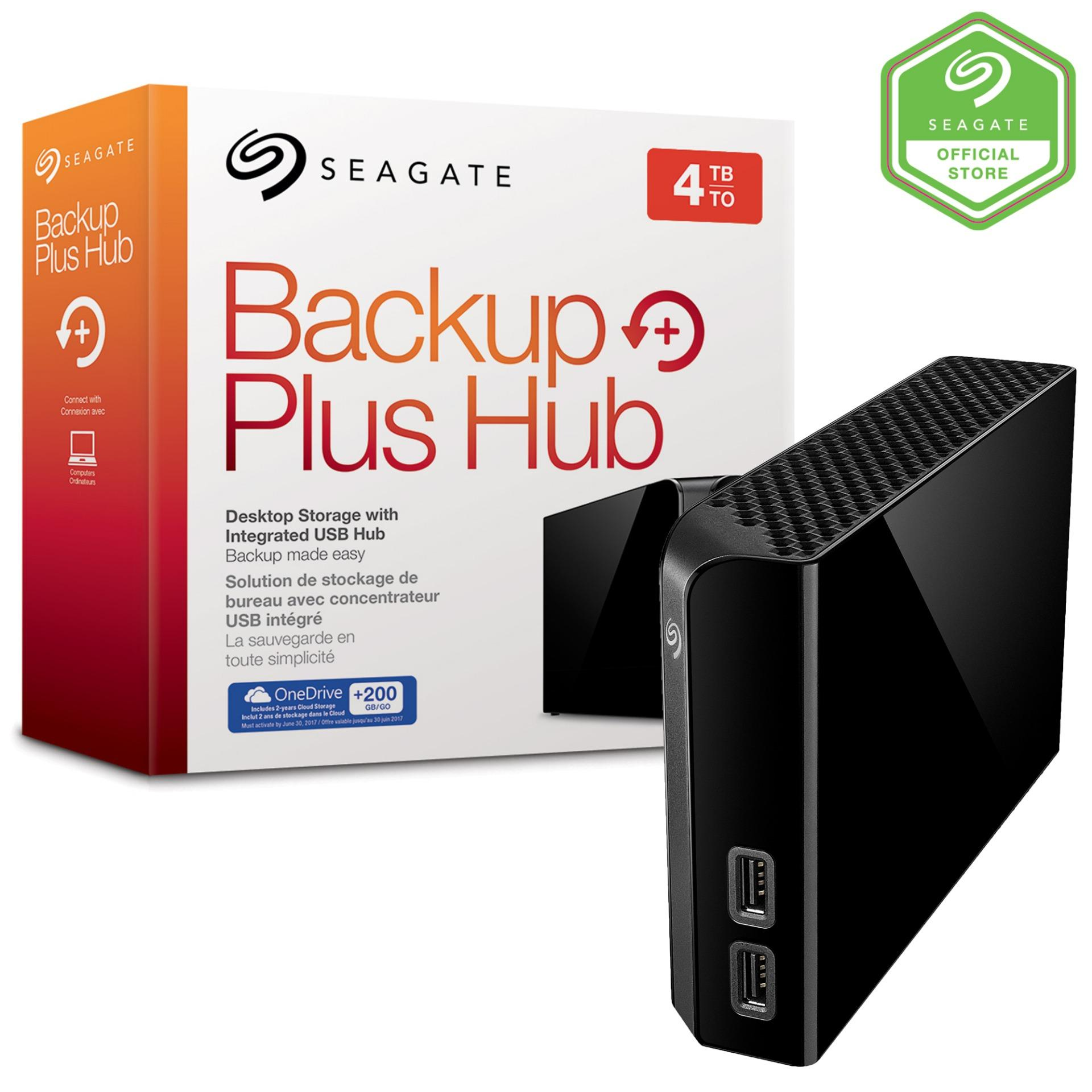 Sales Price Seagate® Backup Plus Hub 4Tb Desktop Hard Disk