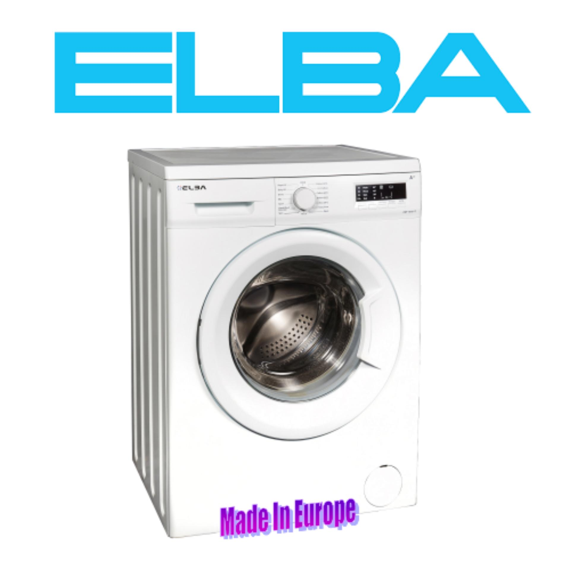 Elba Ewf1075Vt 7Kg Front Load Washing Machine Best Buy