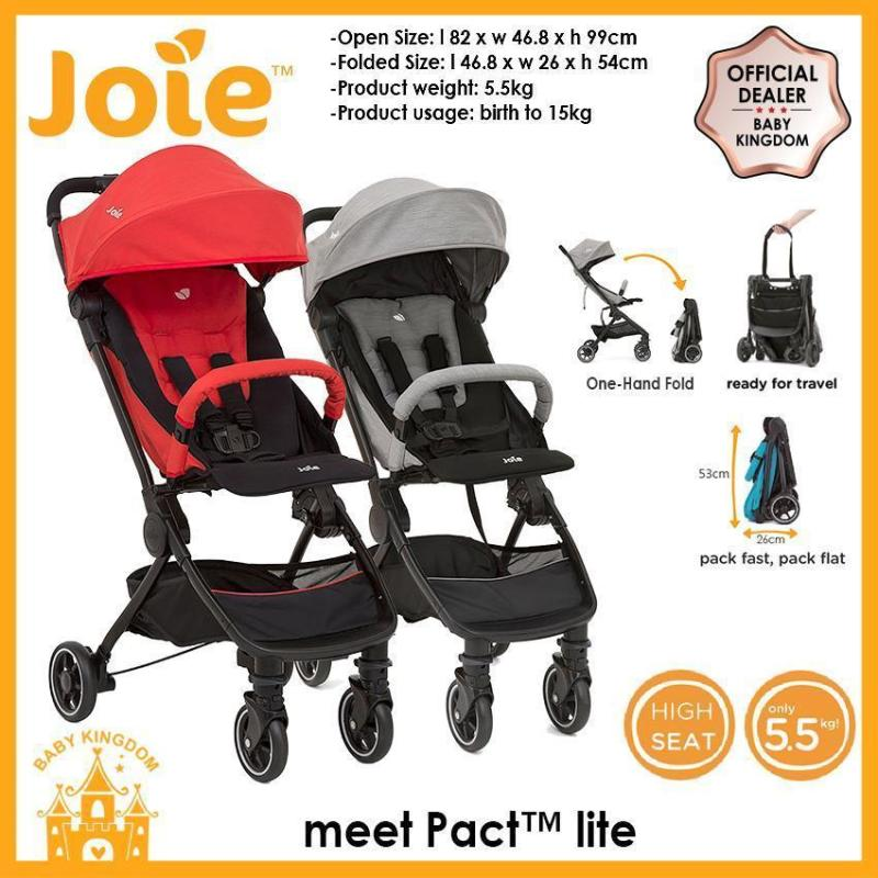 Joie Pact Lite Stroller - SD3 Singapore