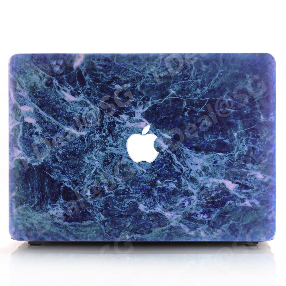 Ocean Blue Casing for MacBook New Pro 13 with and without Touchbar