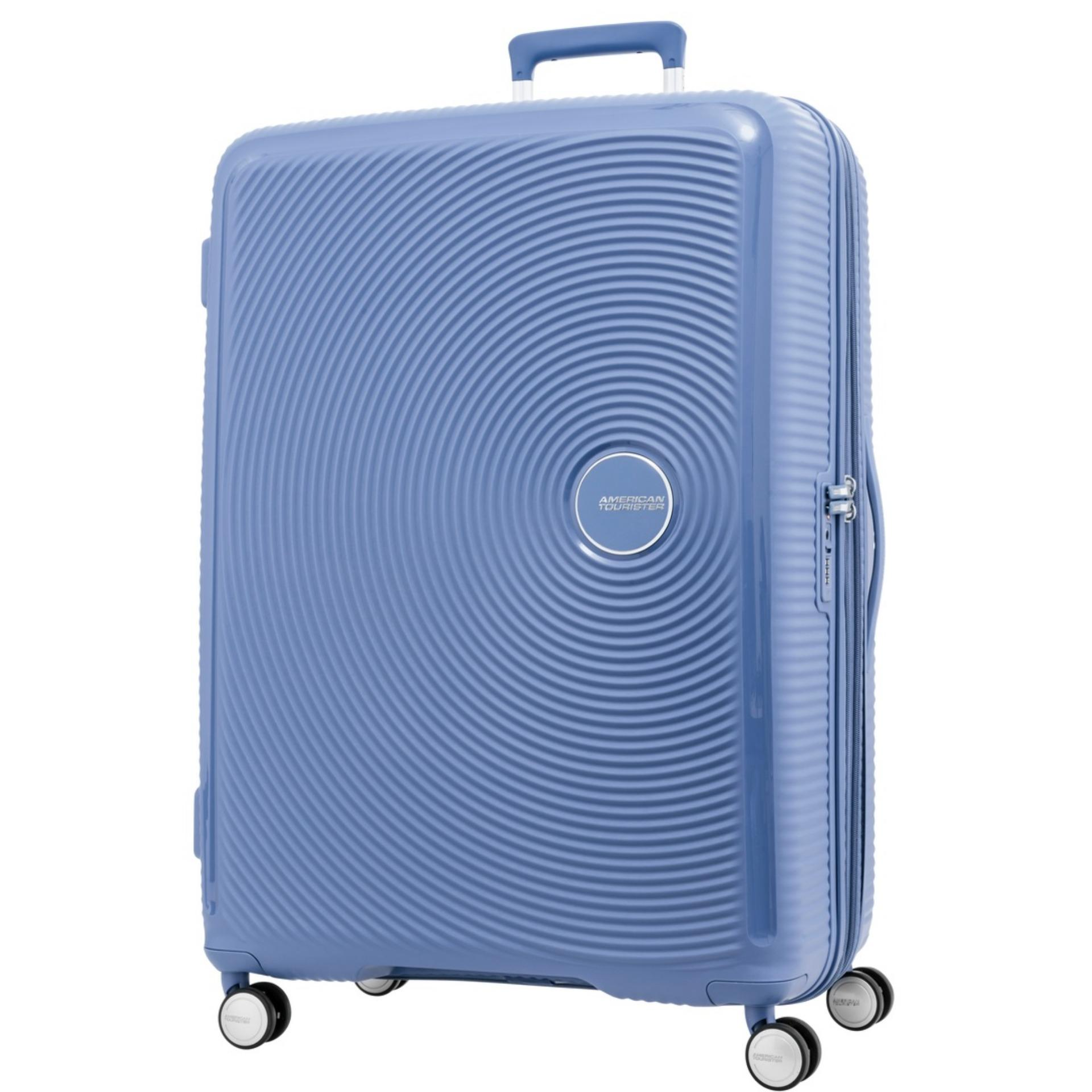 Discount American Tourister Curio Spinner 80 30 Exp Tsa Denim Blue American Tourister Singapore