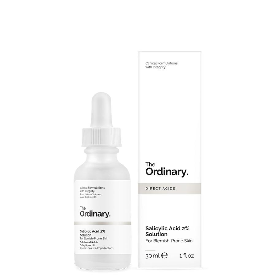 The Ordinary Salicylic Acid 2 Solution The Ordinary Discount
