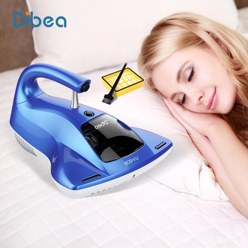 Dibea UV - 808 household bedding small dust mite controller UV sterilization vacuum cleaner Singapore