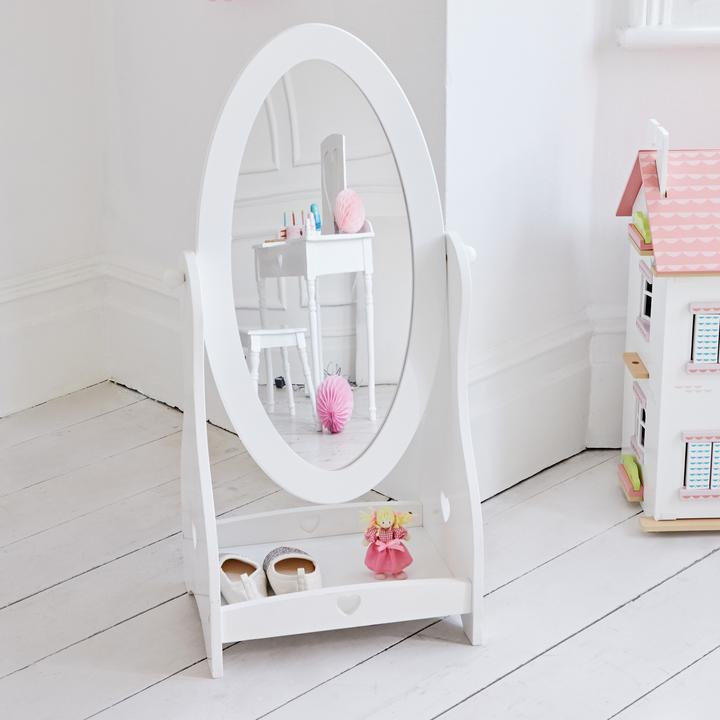 Sweetheart Mirror(White)