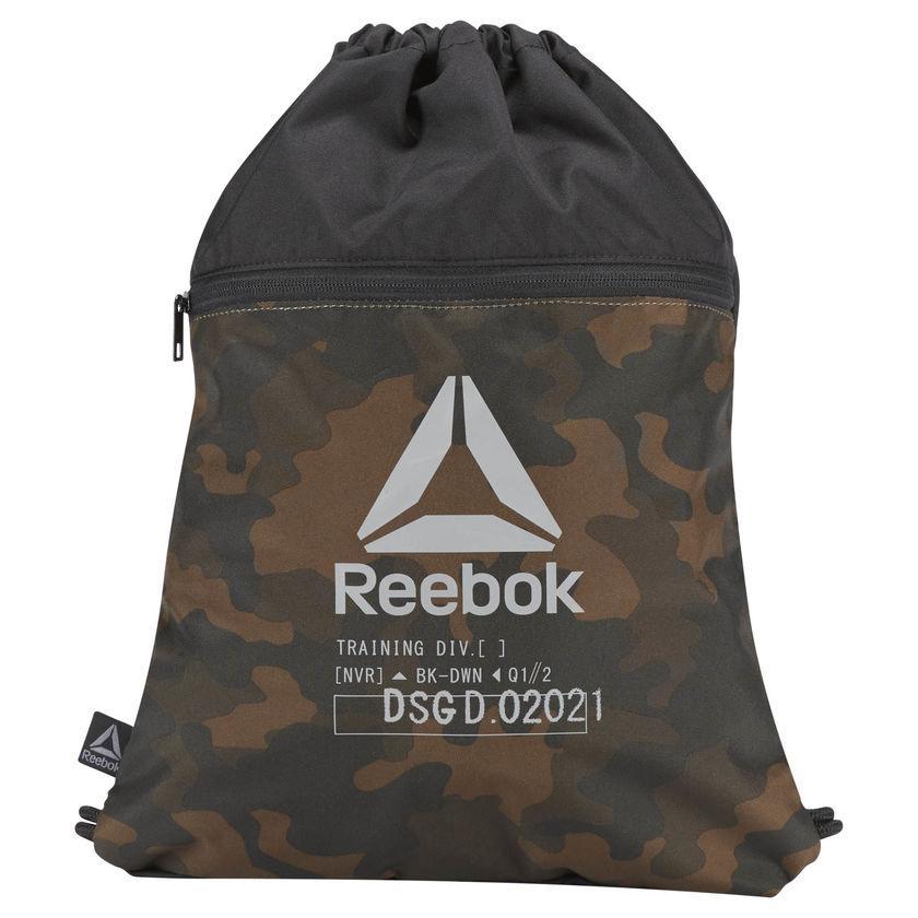 Reebok Enhanced Drawstring Gymsack Cv3396