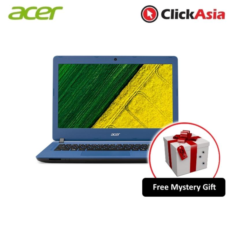 Acer Aspire ES11 (ES1-132-C822) - 11.6/Celeron N3350/4GB/64GB eMMC/W10 (Blue)