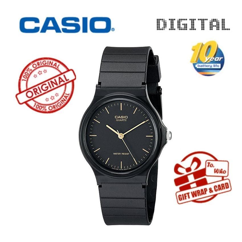 Casio Mq24 Mq 24 7B Original Genuine Watch Unisex Watch Rubber Casio Cheap On China