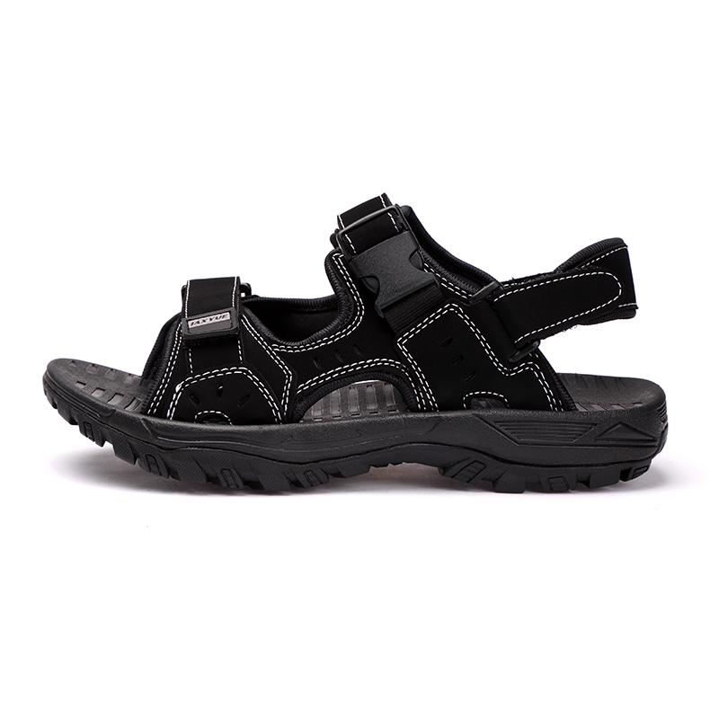 Latest Sports Summer Men S Leather Sandals