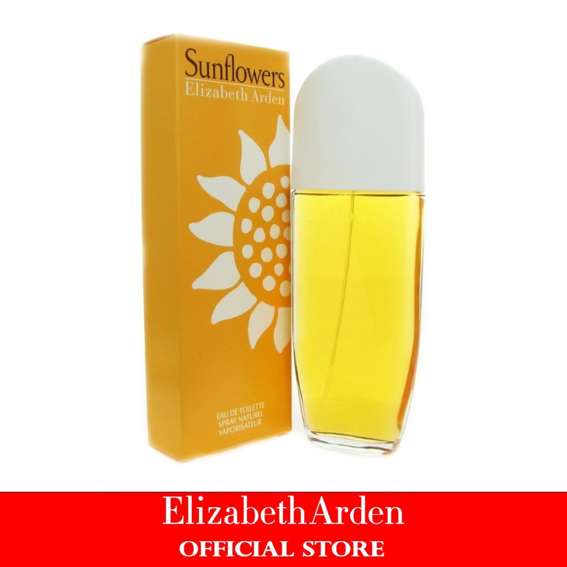 Price Elizabeth Arden Sunflowers Eau De Toilette 3 3 Oz Spray Elizabeth Arden Online