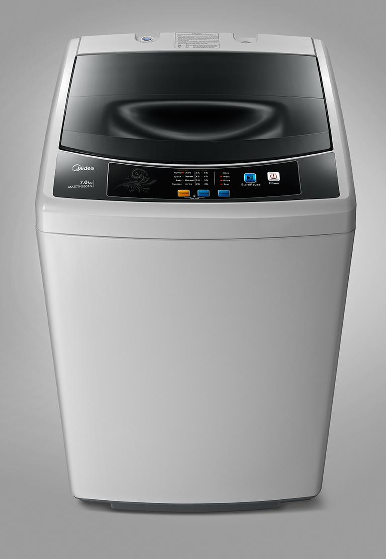 Low Cost Midea 7Kg Top Load Washer Mt 725B