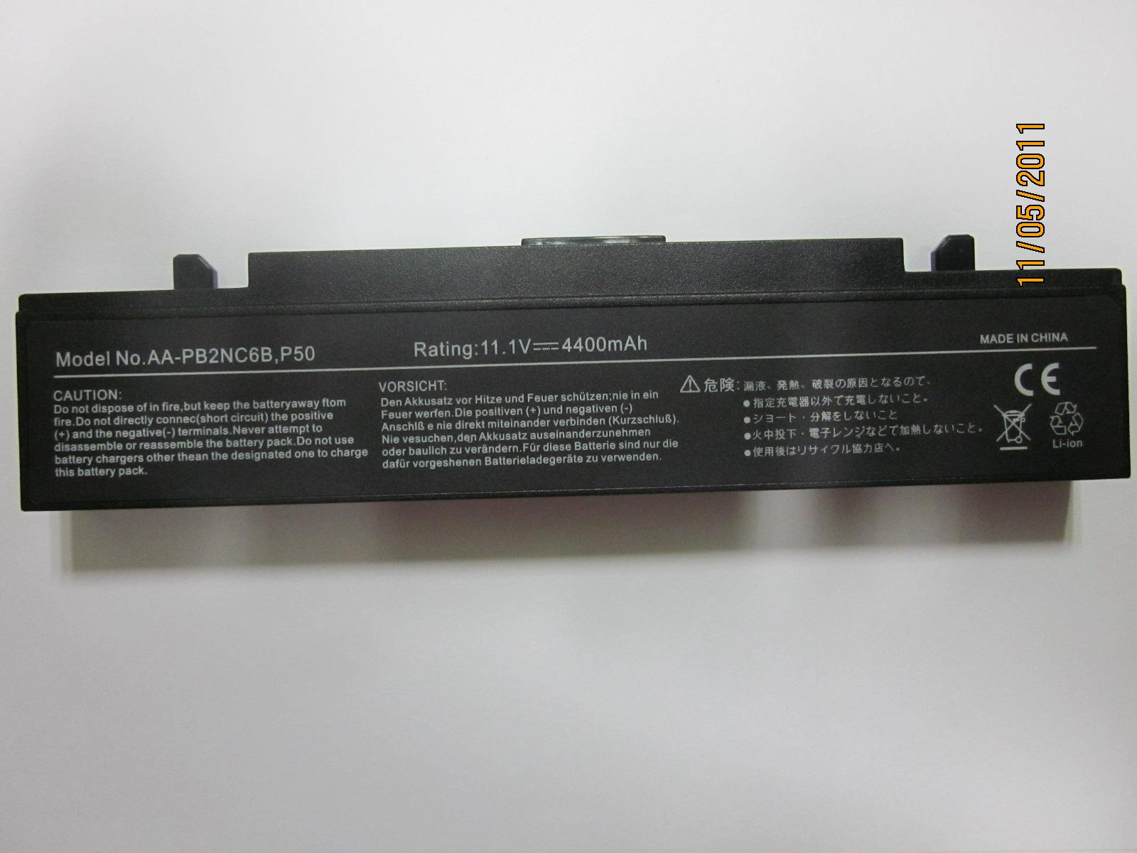 Replacement Laptop Battery for LENOVO T430 Compatible For L430,L530  ,T430, T430I, T530, T530I,  W530I, W530