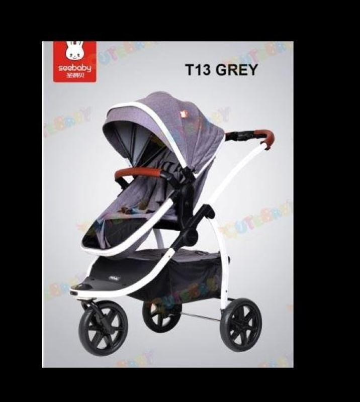 2018 *Seebaby*T13A Fashion luxurious concept Jogging stroller Singapore