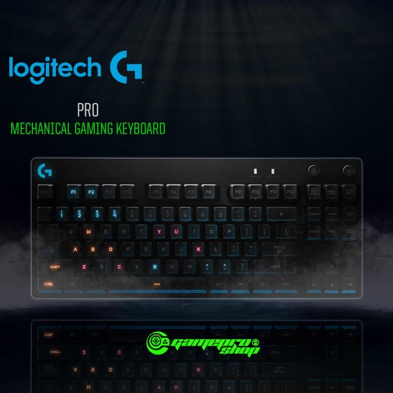 Logitech Pro Mechanical Gaming Keyboard *NDP PROMO* Singapore