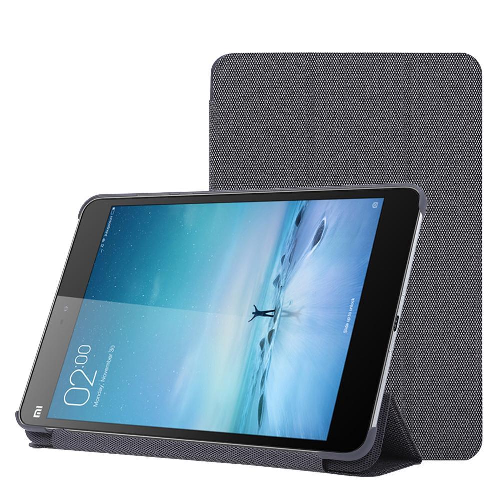 Hình ảnh Original Xiaomi Mi Pad 2 PU + Plastic Protective Case with Triple Folding Design Stand Function